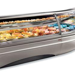 Kühlvitrinen für Eis und Torten